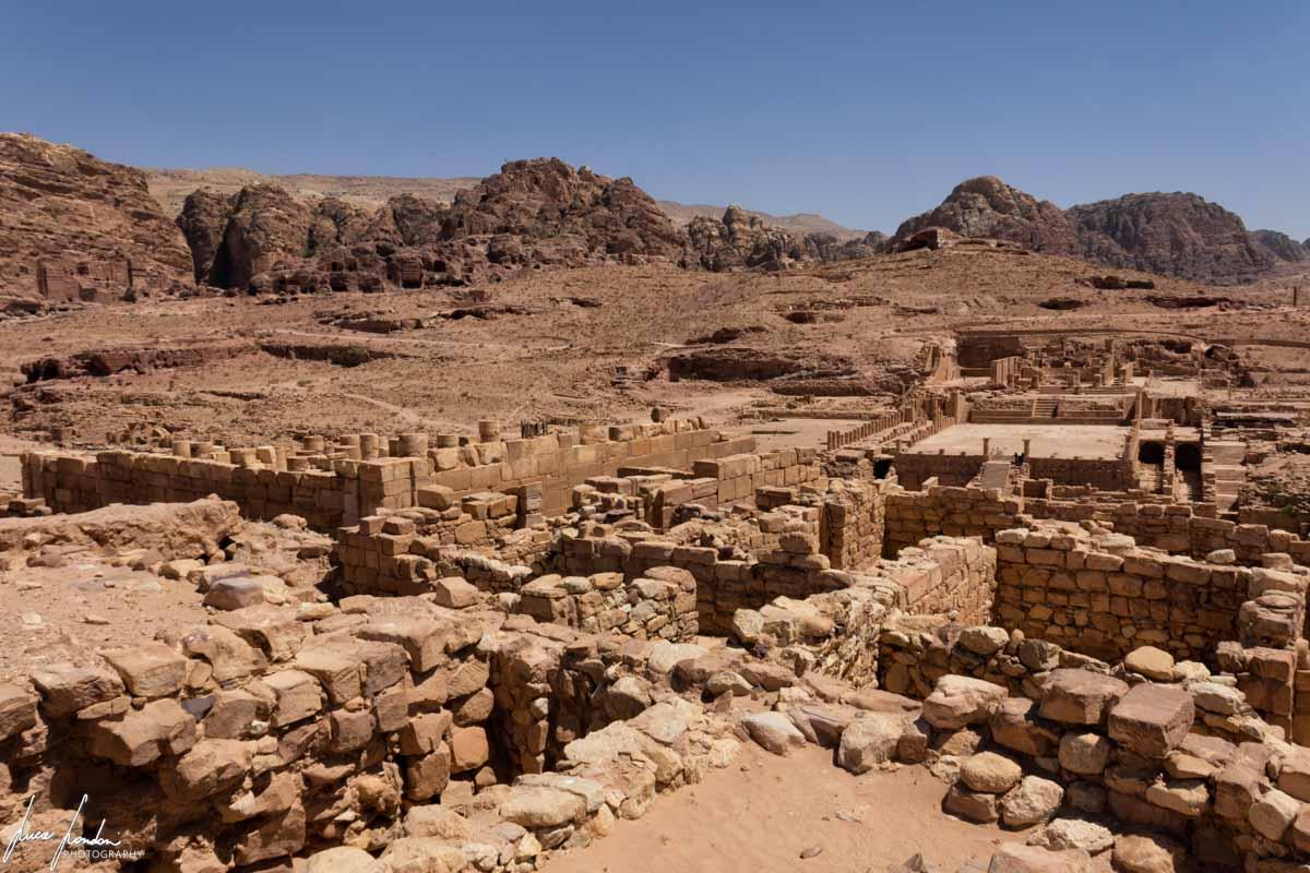Petra: Tempio dei Leoni Alati