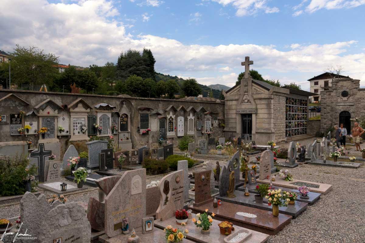 Cimitero di Pigra