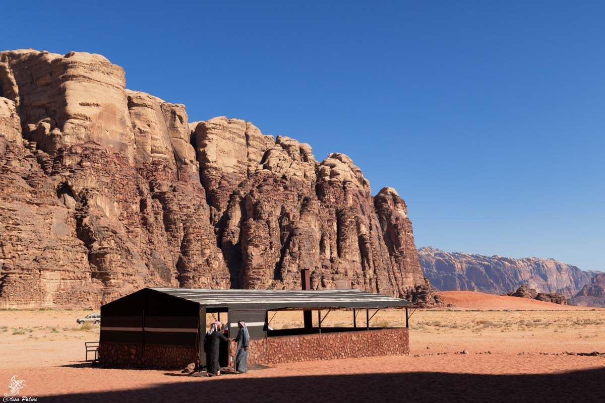 Wadi Rum: Bedouin Expedition Camp