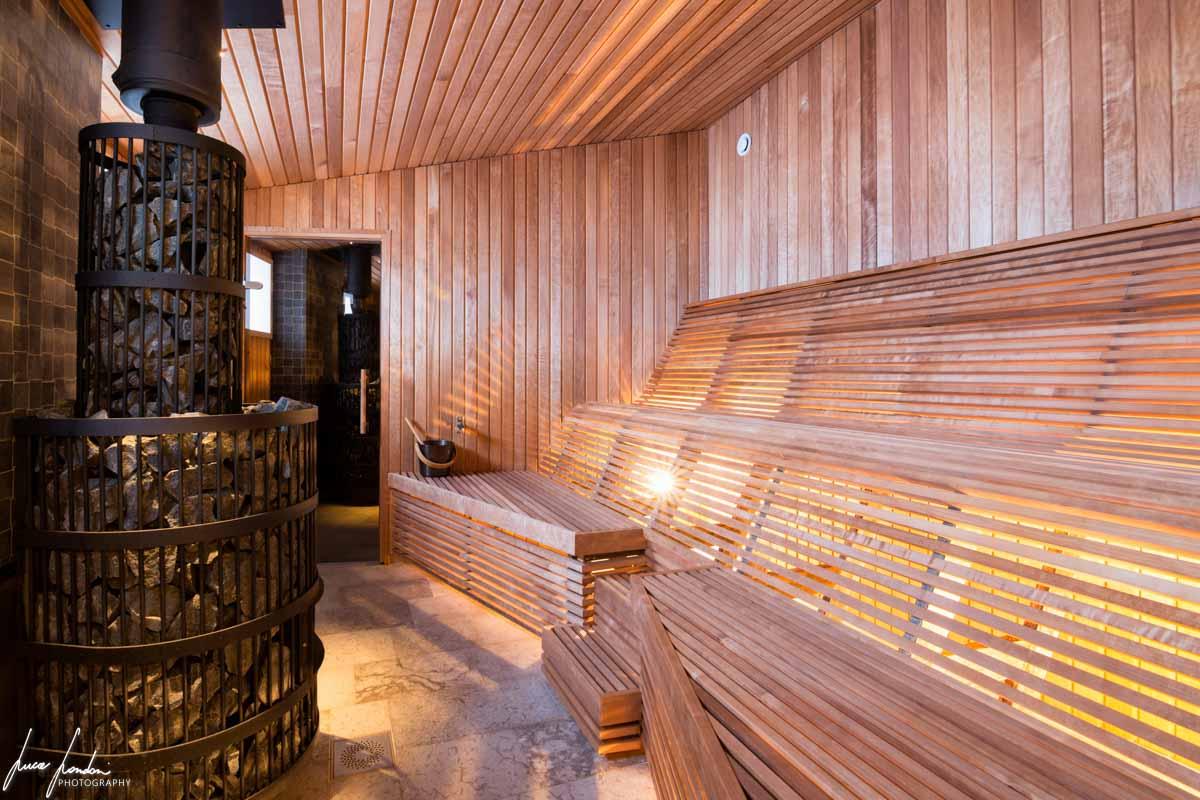 Arctic Bath: la sauna