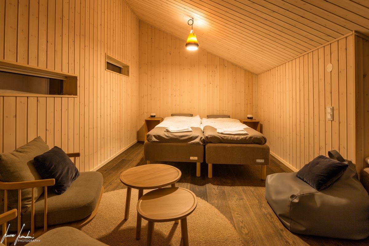 Arctic Bath: Land Cabin