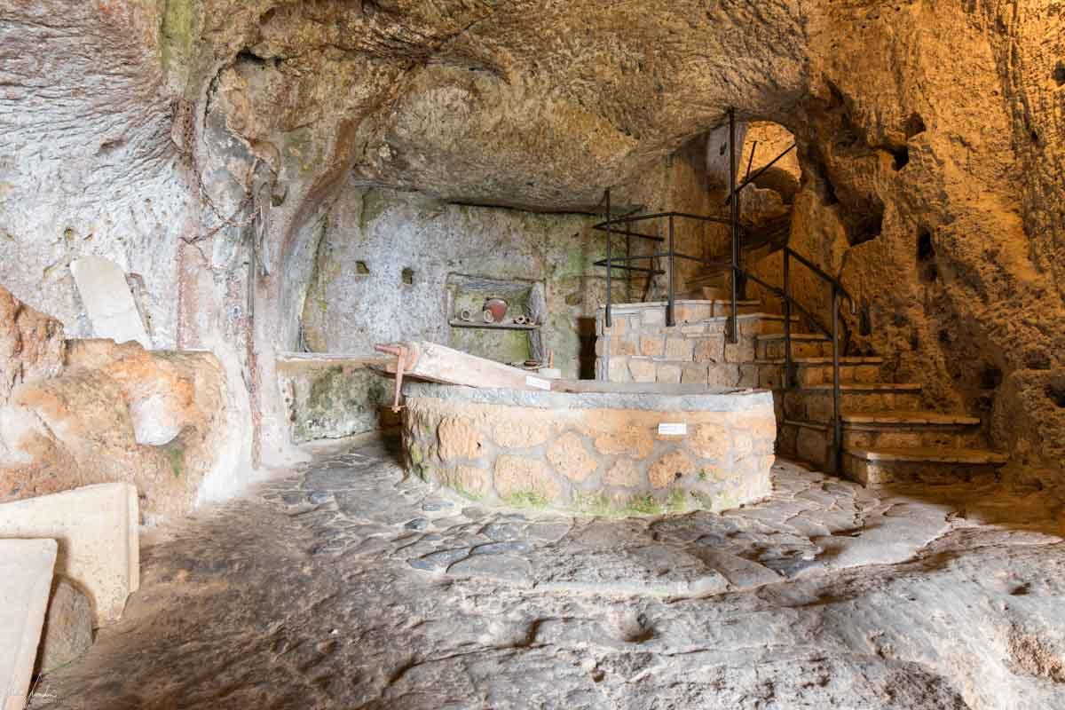 Civita di Bagnoregio: Museo Etrusco-Romano