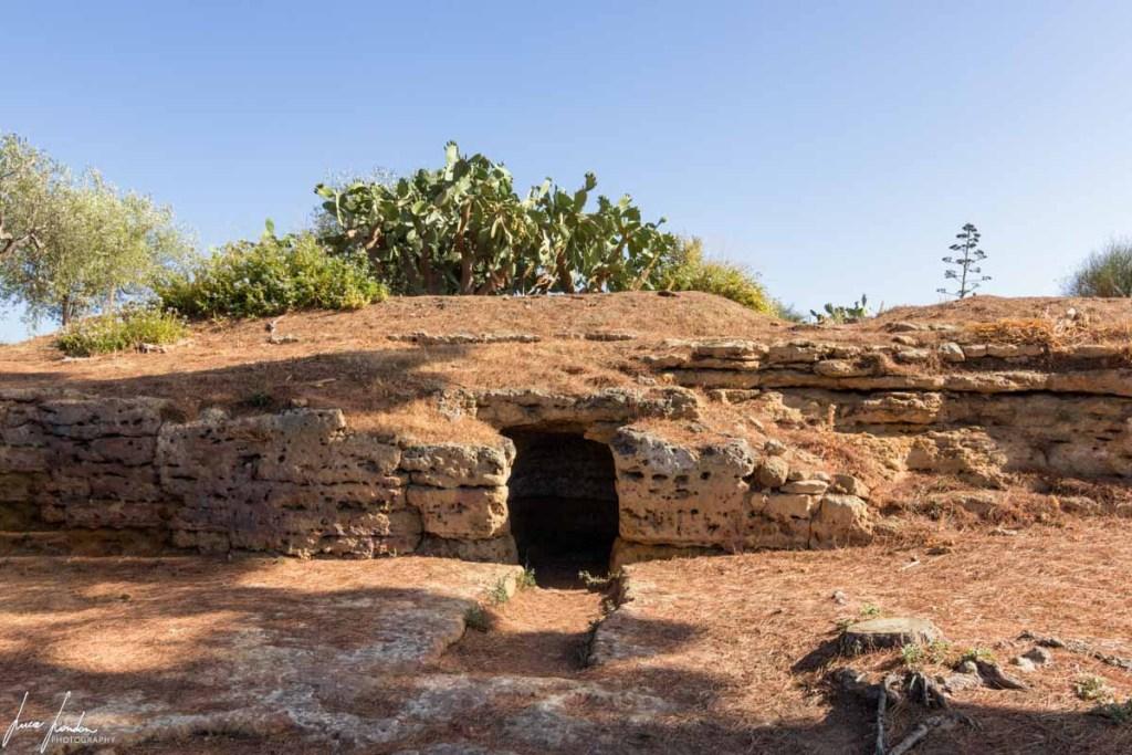 Valle dei Templi: Porta V