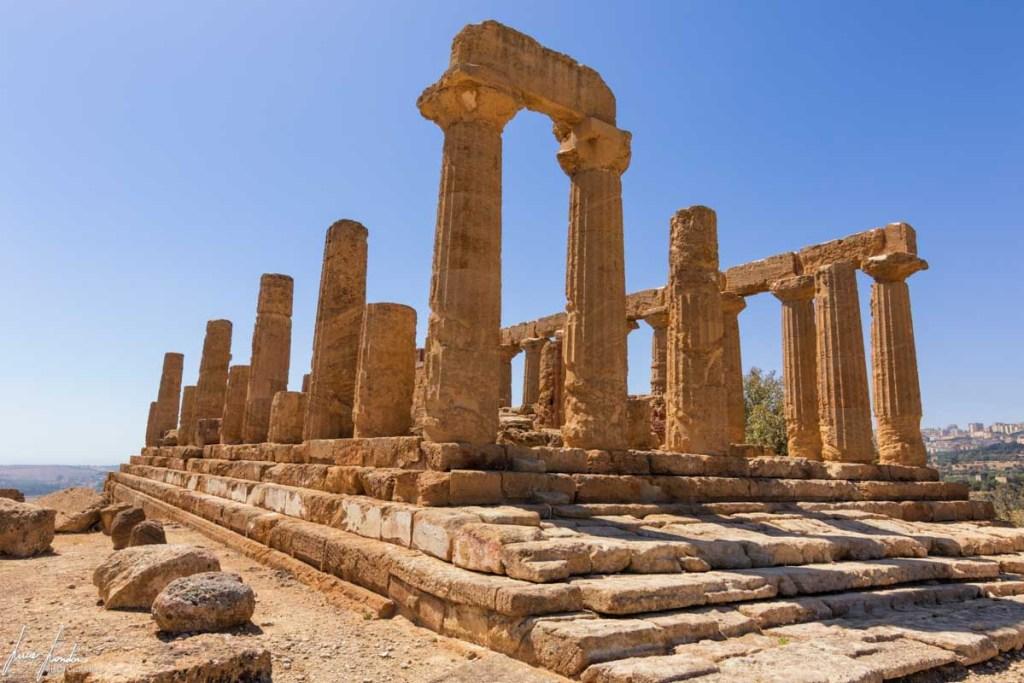 Valle dei Templi: Tempio di Giunone