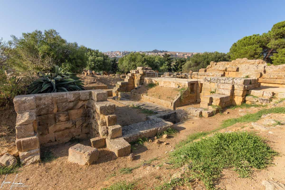 Valle dei Templi: Tempio di Zeus