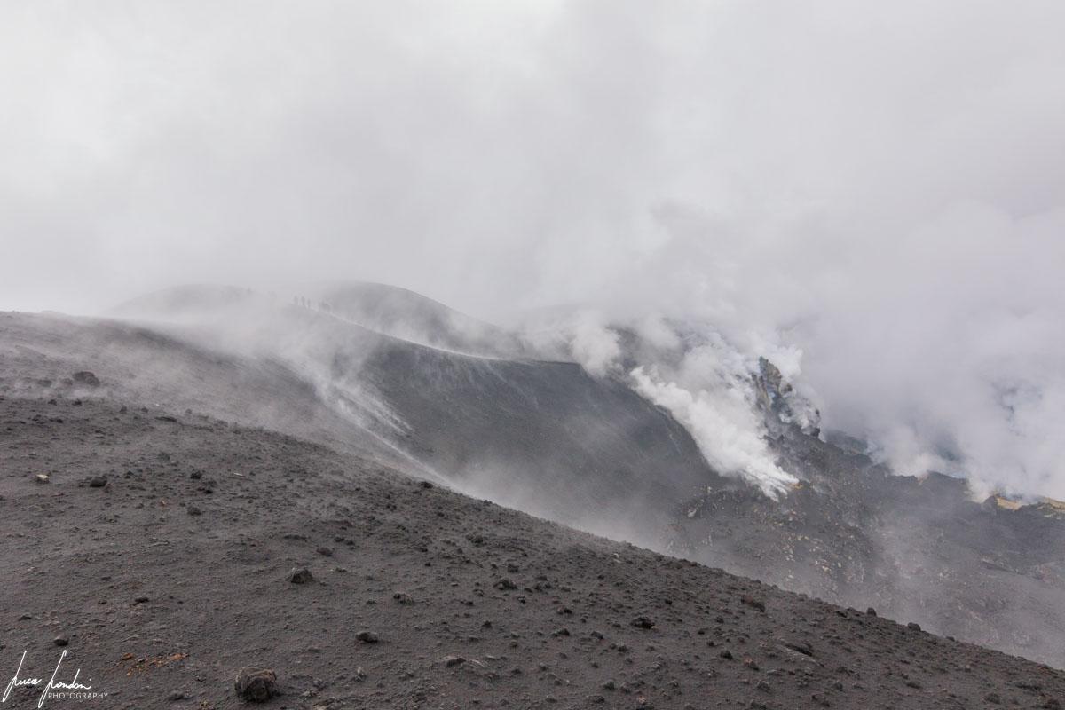 Etna: Cratere Centrale