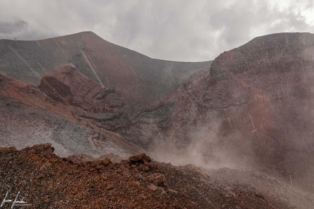 Etna: Cratere Sud-Est