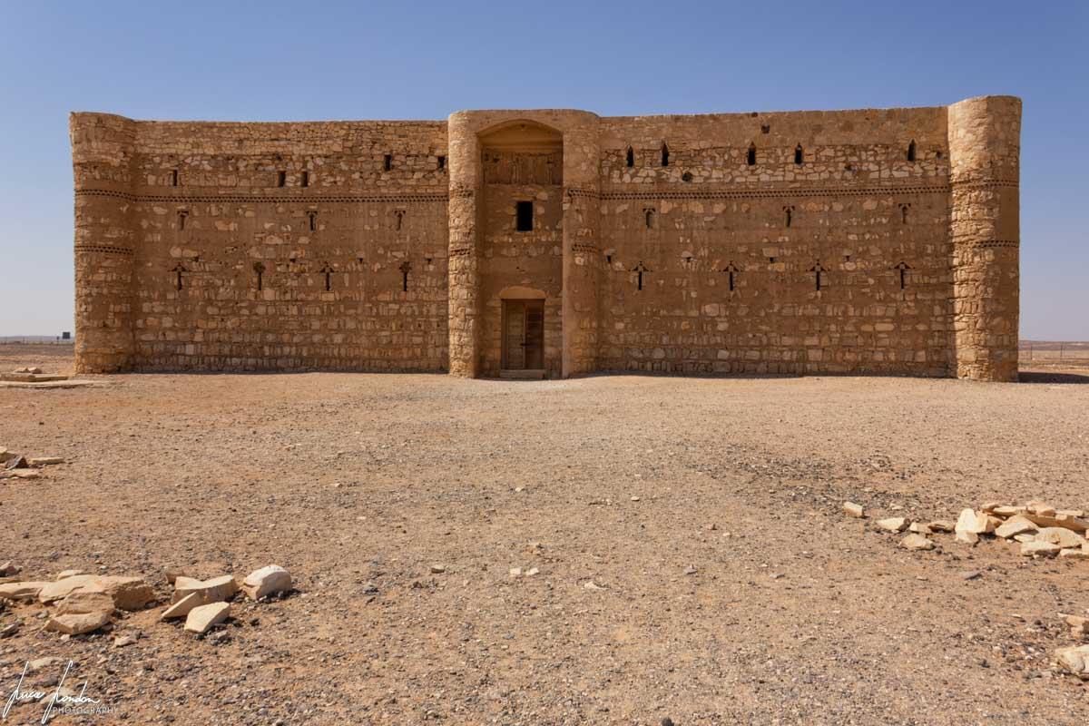 Castelli del Deserto: Qasr al-Kharana