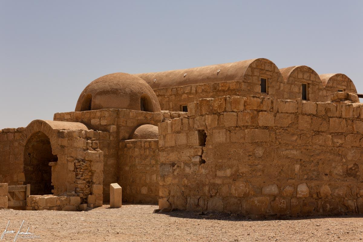 Castelli del Deserto: Qusayr Amra