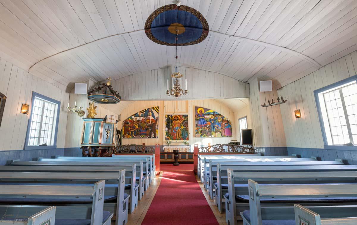 Chiesa di Jukkasjarvi