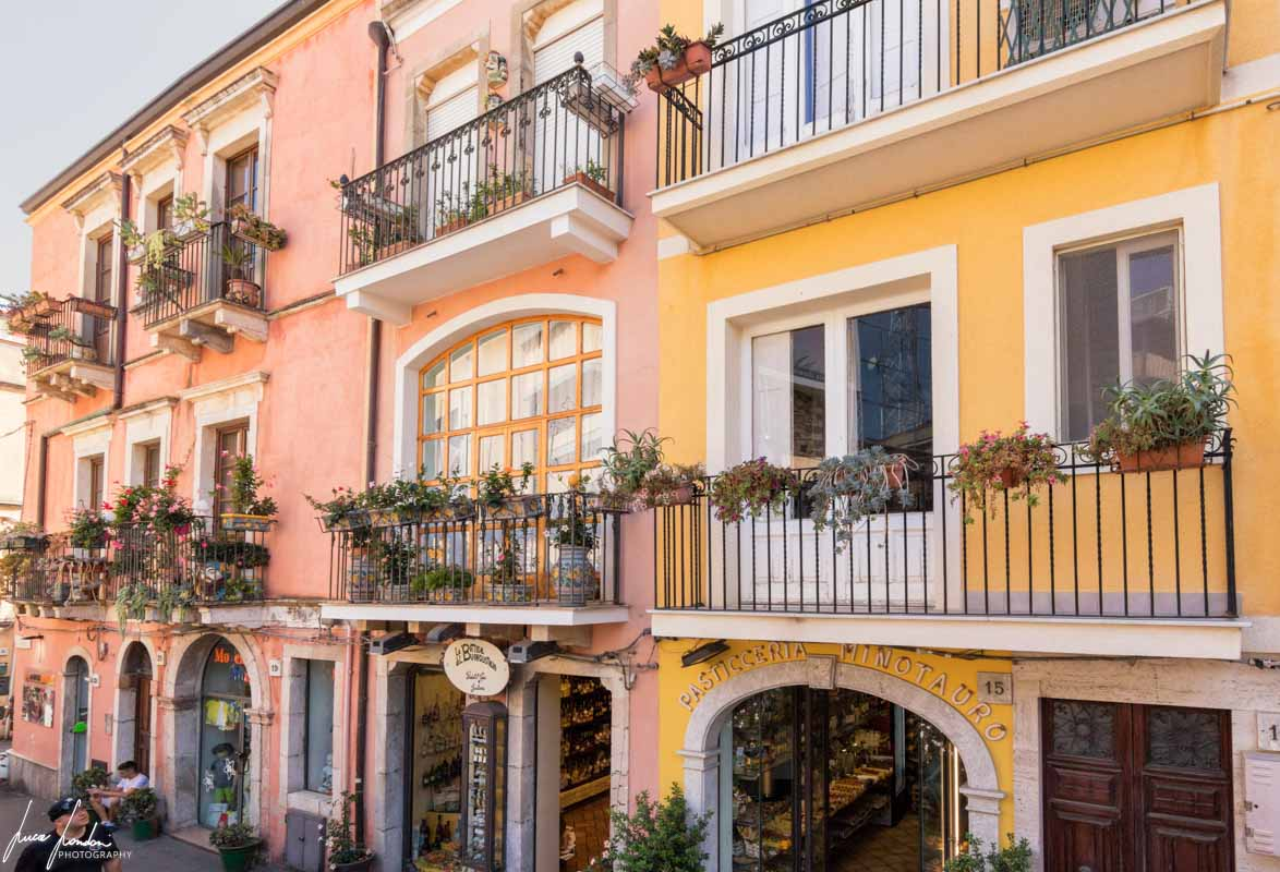 Taormina: Corso Umberto I