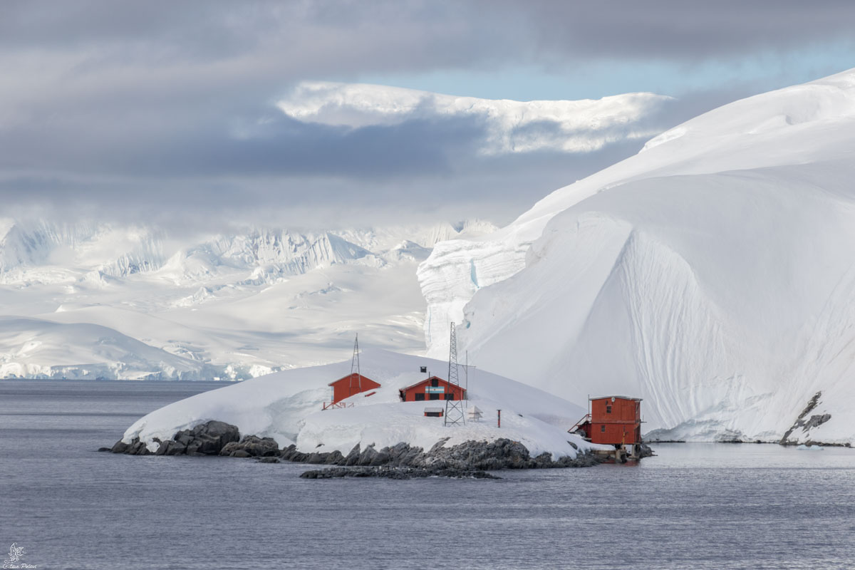 Antartide: Base Argentina Melchior
