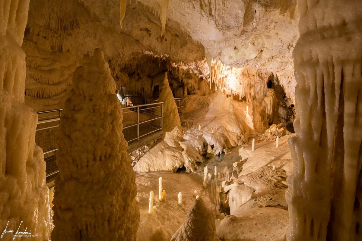 Grotte di Frasassi: Sala delle Candeline