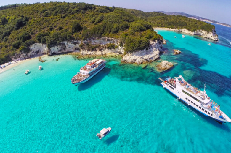 Tour paxos e antipaxos Get Your guide