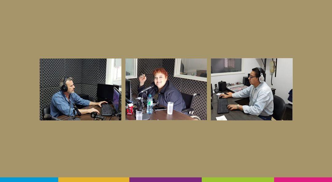 Comienzan nuevos programas en Radio UNViMe 87.9