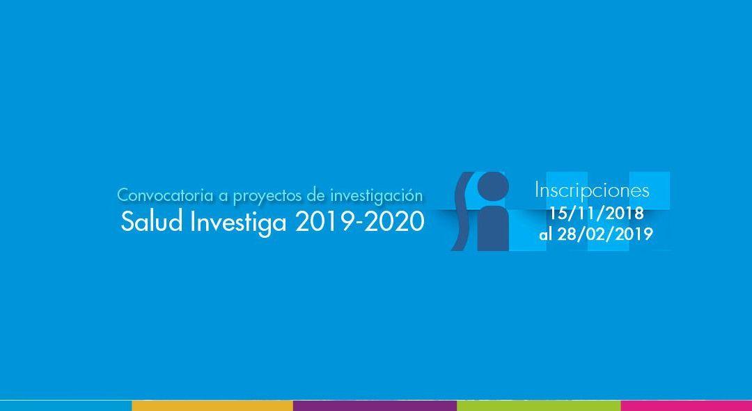 Impulsan el desarrollo de investigaciones en  Salud