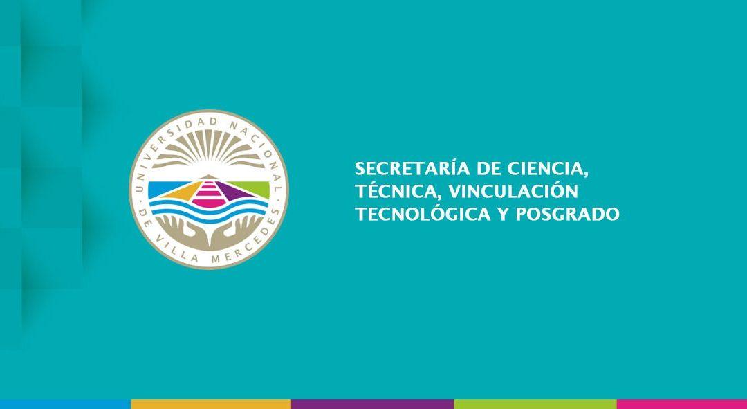 Se aprobaron Proyectos de Vinculación Tecnológica-Convocatoria 2018