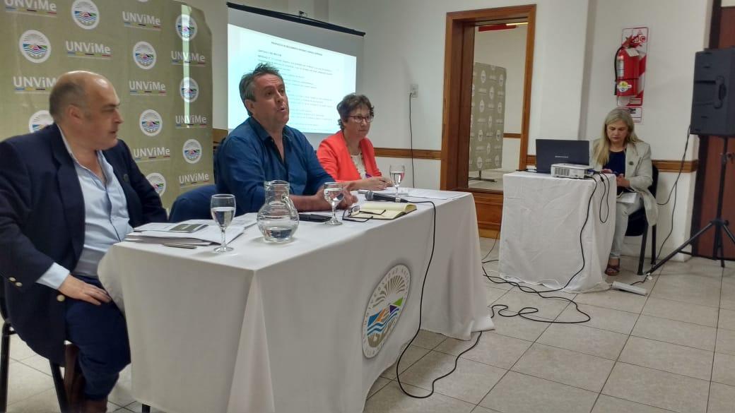 Se realizó primer encuentro informal del Consejo Superior de la UNViMe