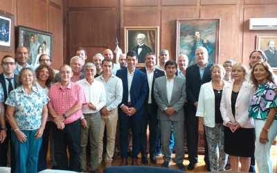 La UNViMe se incorpora al Foro Argentino de Facultades y Escuelas de Medicina Pública (FAFEMP)