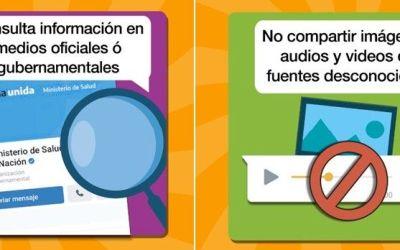 """Spot de la Licenciatura en Diseño de Comunicación para evitar la """"Infodemia"""""""