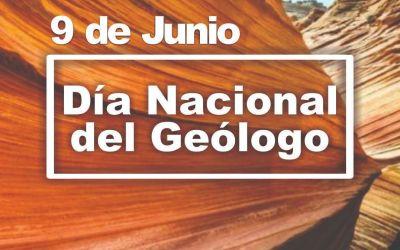 Día Nacional del Geólogo