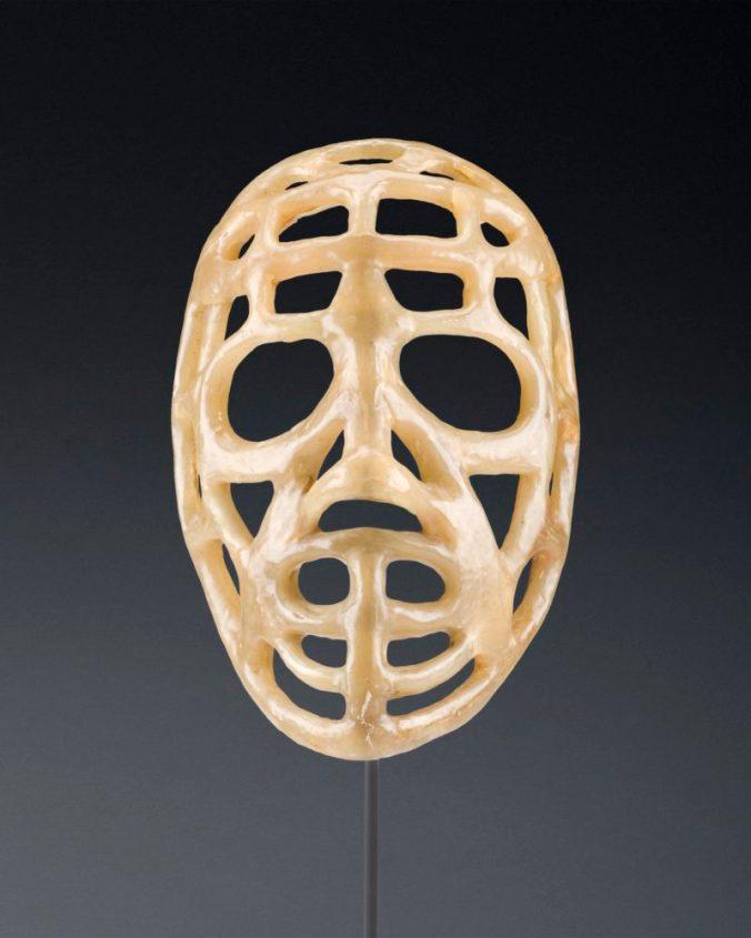 Laplante's Pretzel Mask