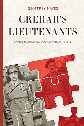 Crerar's Lieutenants
