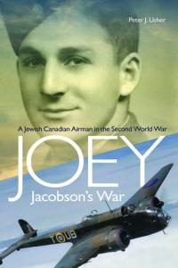 Cover of book, Joey Jacobson's War