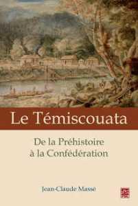 Cover of book, Le Témiscouata, by Jean Massé
