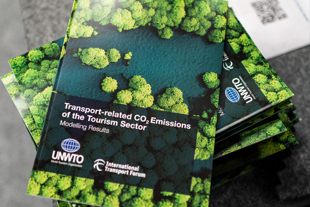Transport-Related CO2 Emissions of the Tourism Sector – Modelling Results