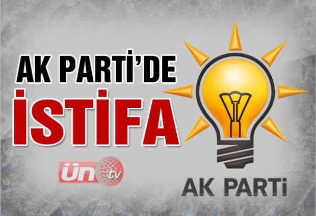 Ünyeli İsim AK Parti'den İstifa Etti!