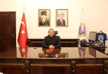 Vali Tuncay SONEL'in 24 Temmuz Gazeteciler ve Basın Bayramı Mesajı