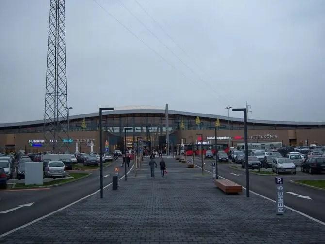 Einkaufszentrum G3