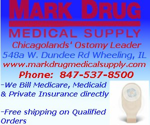 Mark Drug Online Ostomy Ad