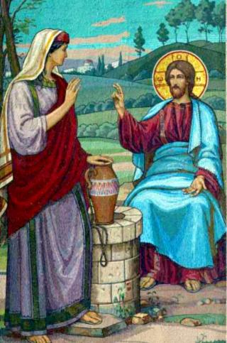 Resulta ng larawan para sa John 4:5-42