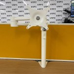 UOFC-Single-Monitor-Arm-in-White-or-Silver-3