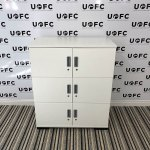 UOFC-White-Wooden-6-Door-Lockers-1