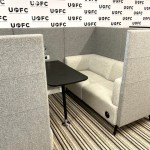 UOFC-Tryst 4 Seater High Back Media Booth-1