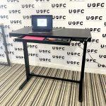 Black Electric Desk 4