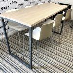 Limed Oakk Table 8