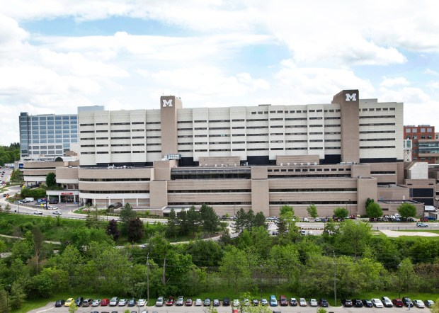 Image result for university of michigan medical center