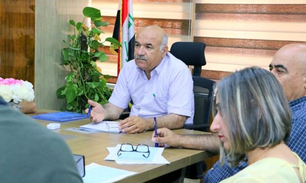 لجنة البرنامج الحكومي… تواصل اجتماعاتها