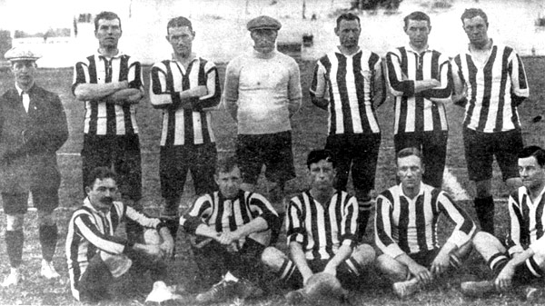 alumni athletic club 1910