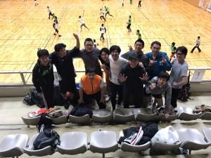 新潟ブロック協議会会員交流バスケットボール大会inにいがた北