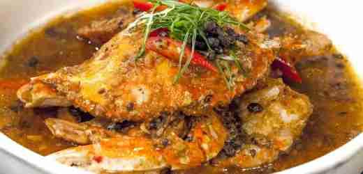 螃蟹的做法大全 | 醬汁螃蟹怎么做得美味還有有清熱解毒作用?