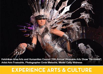 Experience Arts & Culture