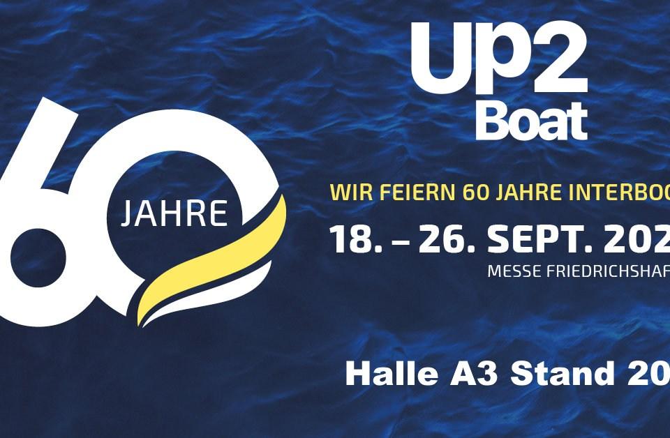 Up2Boat@Interboot 2021 in Friedrichshafen