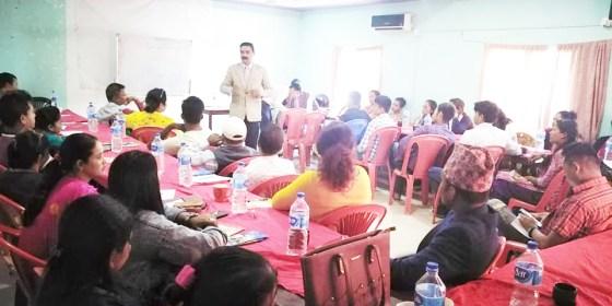सानिमा लाईफद्धारा विमा अभिकर्ता प्रोत्साहन कार्यक्रम