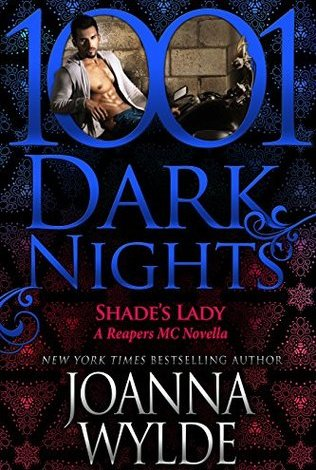 Joanna Wylde's Shade's Lady Review Tour