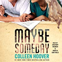 #AudibleReview~~ Maybe Someday by Colleen Hoover